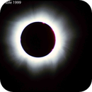 eclissi totale di sole  germania 1999,                                Carlo Colombo