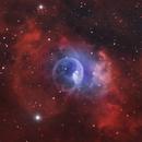 Cosmic Bubble NGC 7635,                                Muhammad Ali