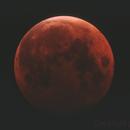 Lunar Eclipse - 1986-10-17 (diafilm),                                gigiastro