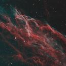Into the Veil nebula,                                StarDiver
