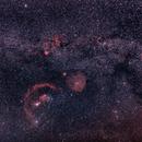 Orion & Milky Way,                                Vencislav Krumov
