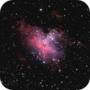 Nebulosa del Águila M16,                                Miquel