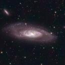 Messier 106 LRGB,                                Yannis Doukakis