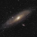 Messier 31 - Andromeda Galaxy,                                Jan Simons