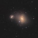 M85 and NGC4394,                                Bart Delsaert
