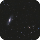 M106 & Friends,                                Arne Krack