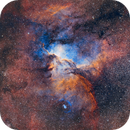 NGC6188 The Dragons of Ara,                                Jim Lindelien