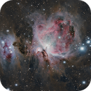 Orion's Sword with Interstellar Dust,                                Gabriel Cardona