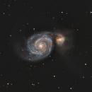 M 51 Whirlpool Galaxy,                                r.smith65585
