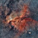 NGC 6188,                                Hugo Landolfi