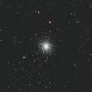 M 13- Hercules Globular Cluster,                                Terrance