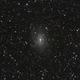 NGC 6744 - Spiral galaxy in Pavo,                                Felipe Mac Auliffe