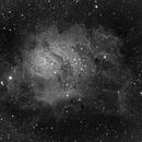 VMM/2020 - Virtual Messier Marathon 2020 - M8 - Lagoon Nebula,                                JOAO A MATTEI