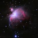 Orion Nebel M42 - NGC1976,                                Silkanni Forrer