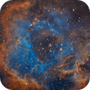 Rosette Nebula - Hyperstar IV,                                Samara