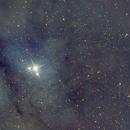 Rho-Orphuchi Nebula,                                Ray Heinle