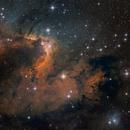 Cave Nebula - Sh2-155/Caldwell 9,                                Kai Albrecht