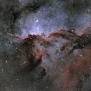 NGC 6188  - Dragons of Ara,                                Simon Johnson