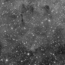 PN G075.5+01.7 - The Soap Bubble (H-Alpha),                                Frank Breslawski