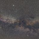 Milkyway (Cygnus),                                Norbert Reuschl