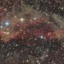Lbn 437 -  Gecko Nebula,                                elvethar