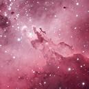 M16 Eagle Nebula,                                Celso Cardoso