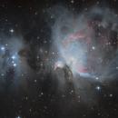 Orion Nebula M42,                                Camilo Caceres