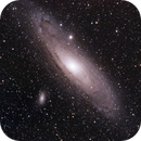 Andromeda Galaxy,                                Nirvaein