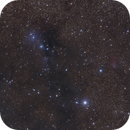 Lynds' Bright Nebula 98, 97, 96, and 95, van den Bergh 123, Sharpless 2-68, Lynds' Dark Nebula 571, 572 and 583, et alia,                                Dean Jacobsen