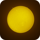 Sun, full disk, 2017-04-29,                                Antonio.Spinoza