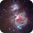 M42 - wide field,                                Agostino Lamanna