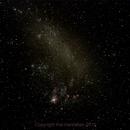 Large Magellanic Cloud (250 mm lens),                                Pat Hanrahan
