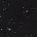 Group of galaxies in Aries,                                Serge