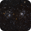 Double Cluster,                                Gianluca Galloni
