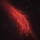 California Nebula,                                PeterZelinka