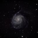 M101 The Pinwheel Galaxy,                                scott1244