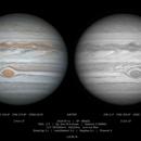 Jupiter - one day after opposition,                                Lucas Magalhães