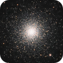 M3 globular cluster,                                Alex Pinkin