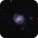 Messier 100,                                rveregin