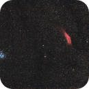 M45 to California, Sigma Art 50 f/2  /  EOS 600D  /  EQ3-2,                                Pulsar59