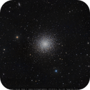 Great Globular Cluster in Hercules - M13,                                Michael Feigenbaum