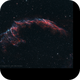 Eastern Veil Nebula (NGC 6992, 6995, et. al.),                                Chris Howard