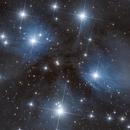 Messier 45 - The Pleiades,                                Antoine Grelin