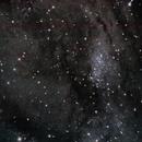 NGC 206 - Star Cloud in the Andromeda Galaxy,                                pdfermat