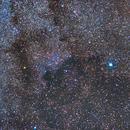 North America Nebula Area - SMC Takumar 135mm F2.5,                                JesusManuel