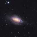 NGC 3521 - The Bubble Galaxy,                                James E.