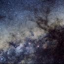 Milk Way with 50mm lens.,                                Marcelo Alves