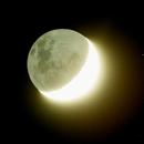 Rocket Moon,                                astrobrad