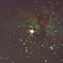 Eta Carinae Nebula - Keyhole Nebula,                                Geovandro Nobre