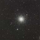 M3 Globular Cluster,                                Kiyoshi Imai